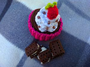 Cupcake gehäkelt_IMG_20160505_173255