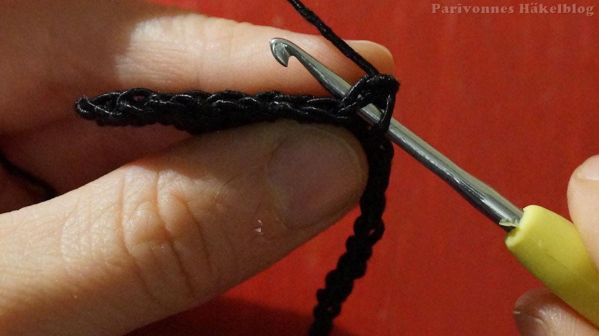 Drachenflügel Parivonnes Häkelblog