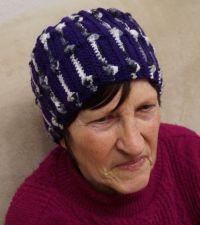 Mütze gehäkelt für Omi_Bild 1_2015-12-24 19.09.53