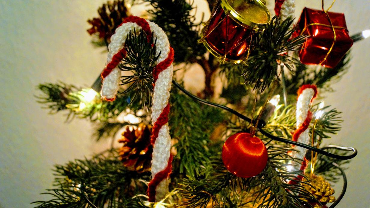 Glöckchen für den Weihnachtsbaum | Parivonnes Häkelblog