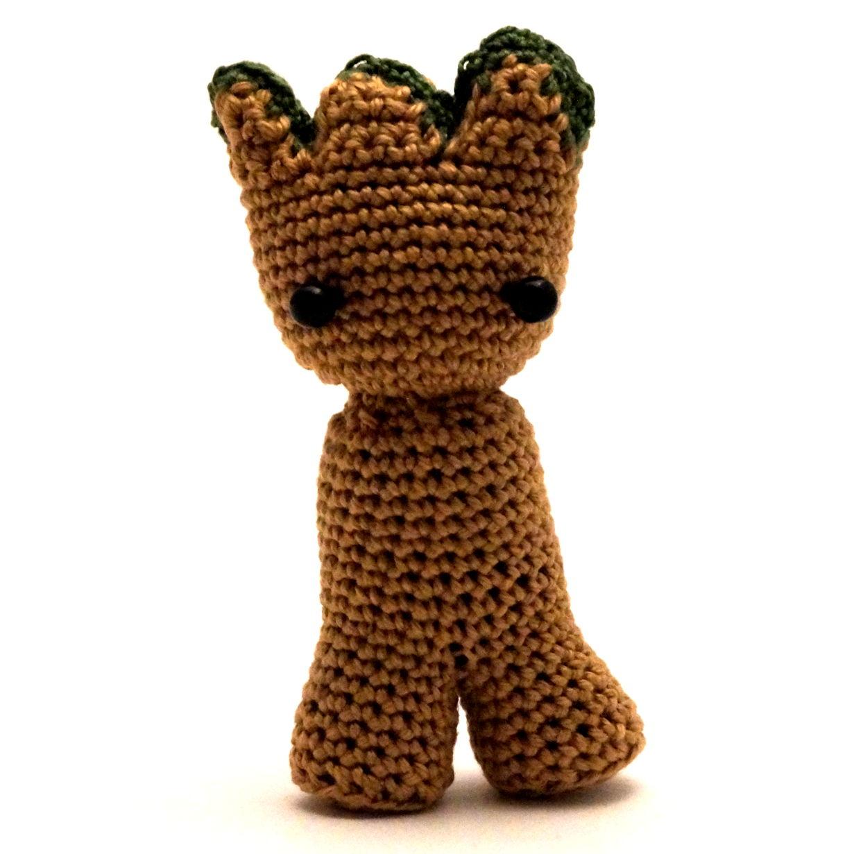 Baby Groot Parivonnes Häkelblog